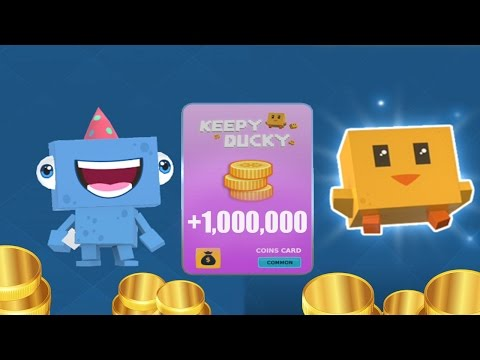 KeepyDucky App Money Time Travel Hack / Glitch #SquidDontBanChoo IOS and Android