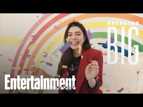 Meet Auli'i Cravalho, A Disney Princess On The Rise | Breaking Big | Entertainment Weekly