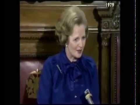 Thatcher Speech At Finchley 1979