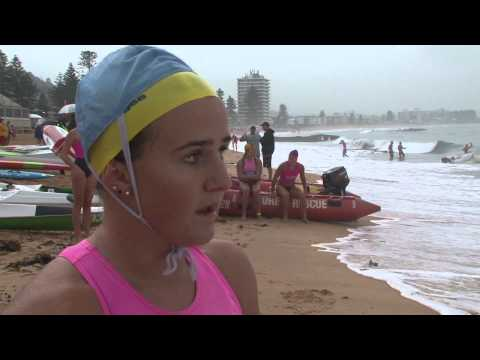 On the Beach - Episode 14 - Surf lifesaving