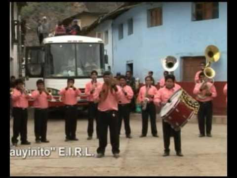 Banda Super Lira Musical Yauyos Despedida Yauyina