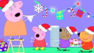 Peppa Pig Official Channel 🎉 Ready for Peppa's Christmas Party?