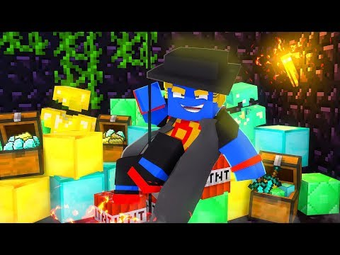 INVADINDO INIMIGOS   10   Minecraft Nexus Clans