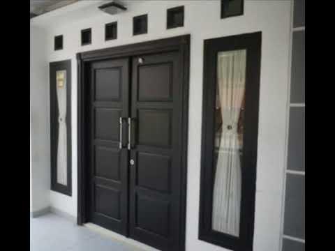 Jangan Salah Pilih Warna !! Inilah Warna Cat Pintu Yang Benar Sesuai Arah Pintu Rumah