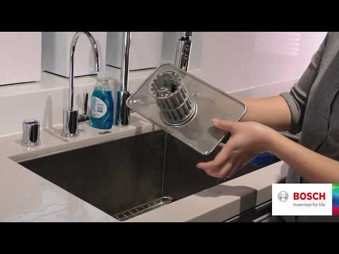 How to Clean your Bosch Dishwasher Filter