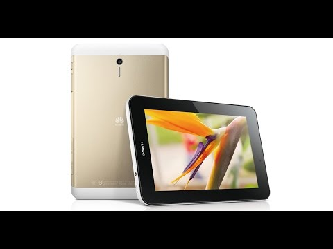 Huawei MediaPad 7 Youth2 Hard Reset and Forgot Password Recovery, Factory Reset