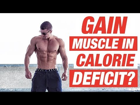 Can you gain Muscle in a CALORIE DEFICIT?