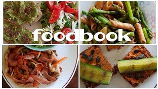 FOODBOOK: Posiłki na kilka dni