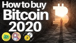 How to buy Bitcoin 2020 with and without KYC (Many options!)