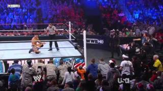 WWE 12/13/11 - TRIBUTE TO THE TROOPS - FULL SHOW