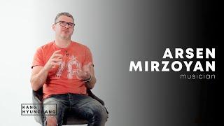 От инженера до заслуженного артиста Украины, моя история — Арсен Мирзоян.