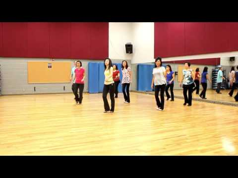 Strip It Down - Line Dance (Dance & Teach in English & 中文)