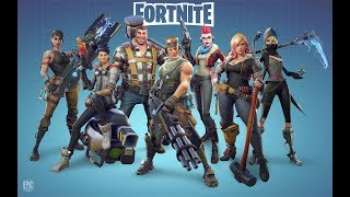 FORTNITE WITH JOSH | FIRST VICTORY ROYALE?! #roadto2k