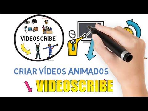 Criar Vídeo Animado
