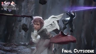 Dissidia Final Fantasy NT - Final Cutscene [Epic CGI Fight - Hero's Vs Villians]