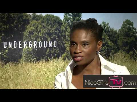 Underground: Adina Porter Shares on the Relationship Between Pearly Mae and Moses