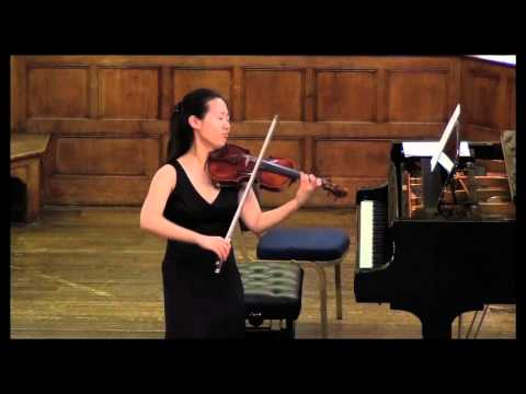 Bach Chaconne