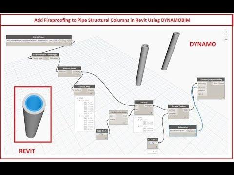 Hướng dẫn cơ bản cách dùng Dynamo trên Revit