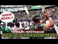 Auto Joget..! Kapolrestabes Surabaya dan Danrem 084 saat melihat aksi Bonek di Stadion GBT