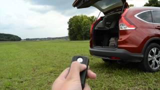 Presentación y prueba del nuevo Honda CR-V