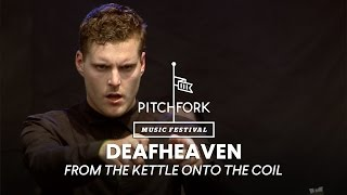 "Deafheaven perform ""From the Kettle Onto the Coil"" - Pitchfork Music Festival 2014"
