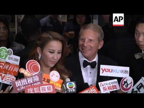 Hong Kong Pop Singer Coco Lee marries business tycoon Bruce Rockowitz