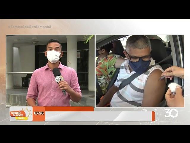 Paraíba deve receber nos próximos dias quase 170 mil doses de vacinas- Tambaú da Gente Manhã
