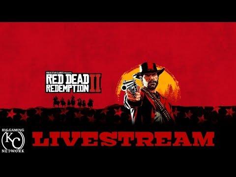 Red Dead Redemption 2 Livestrem 11: Chapter 6 thumbnail