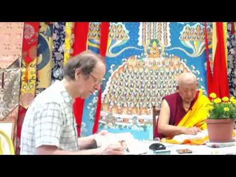 07 Pramanavarttika with Geshe Yeshe Thabkhe: Omniscient Consciousnesses 07-26-18