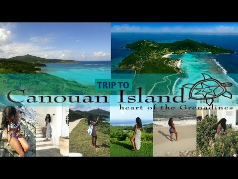VLOG #6||MINI GETAWAY TO CANOUAN ISLAND||ST.VINCENT AND THE GRENADINES