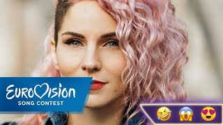 "Lea Sirk - ""Hvala, ne"" - Slowenien 