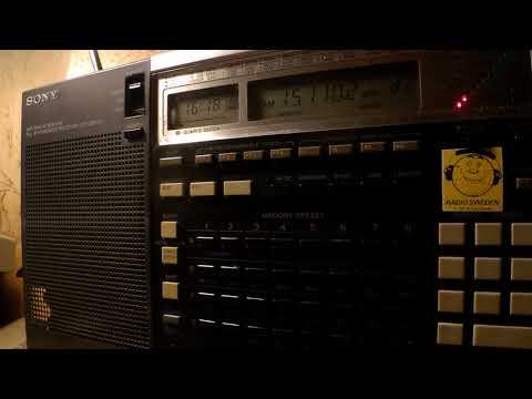 09 01 2018 SPL relay Radio Nigeria, Indigenous People of Biafra IPOB in Hausa to WeAf 1618 on 15110