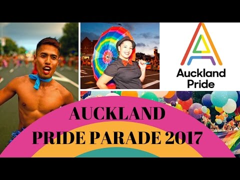 AUCKLAND PRIDE PARADE! | NEW ZEALAND TRAVEL