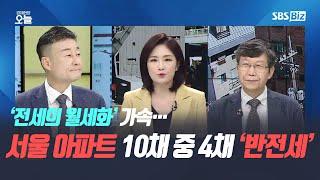 [집중진단] '전세의 월세화' 가속…서울 아파트 10채…