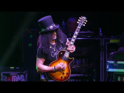 """Lost Inside the Girl"" Slash@Wellmont Theatre Montclair, NJ 10/1/18 Mp3"