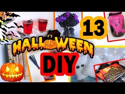 Идеи для хэллоуина в домашних условиях