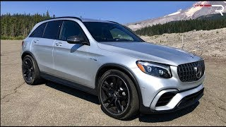 2018 Mercedes-AMG GLC 63 – Germany's V8 Muscle SUV