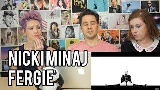 Fergie Ft. Nicki Minaj - You Already Know - REACTION