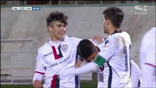 PRIMAVERA 1: Milan - Cagliari 1-2
