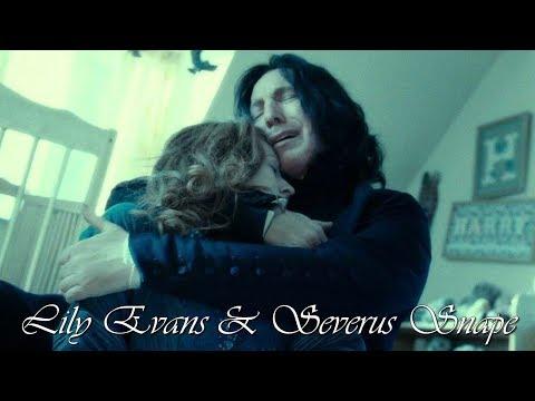 Lily Evans & Severus Snape Harry Potter