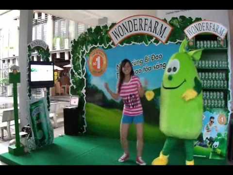 Hòa nhịp chân vui cùng Wonderfarm