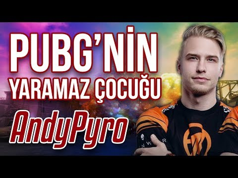 Best PUBG Players In The World #9 - AndyPyro