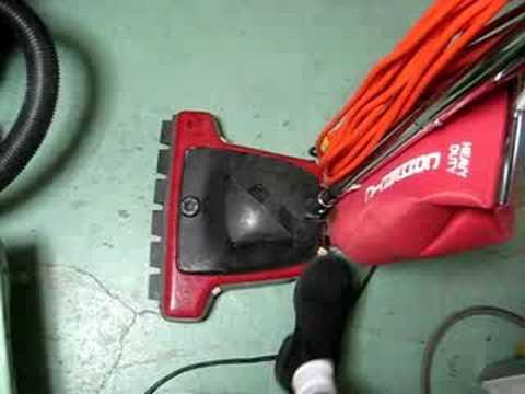 hqdefault eureka sanitaire vacuum youtube  at bayanpartner.co