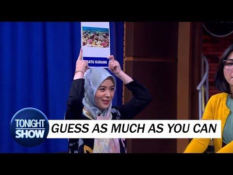 Desta Bisa Loh Tebak Gambar Sama Ayana Moon Pakai Bahasa Inggris!