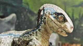 Jurassic World 2: Fallen Kingdom - Meet Blue | official trailer teaser #6 (2018)