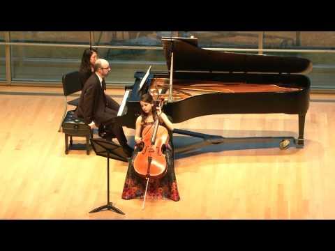 Rachmaninoff Cello Sonata