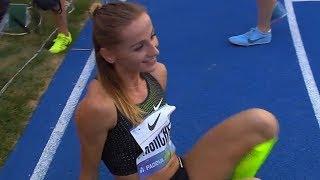 Women's 800m at Meeting Citta di Padova 2018