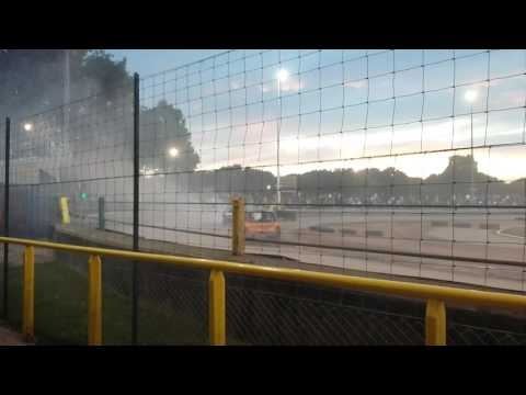 First National Micra #2 race at Arlington Raceway 7 September