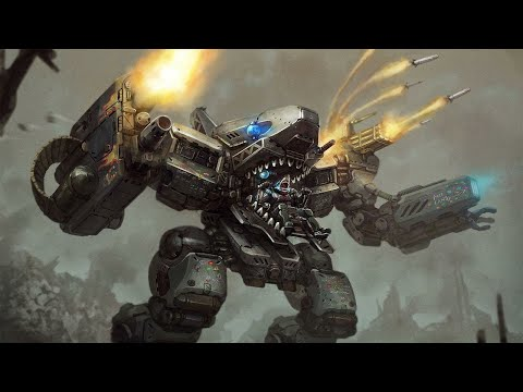 TOP 5 Mech Games [Android/ios]