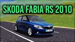 City Car Driving - Skoda Fabia RS 2010 Hatchback | + Download [ LINK ] | 1080p & G27